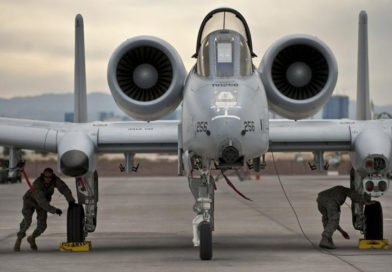 A-10 Thunderbolt II Attack Aircraft
