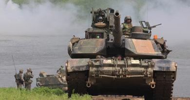 Abrams Tank History