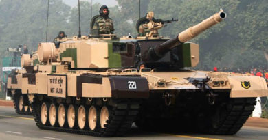 Arjun Main Battle Tank
