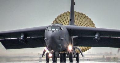 Boeing B-52 Stratofortress Bomber