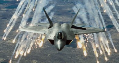 F-22 Raptor History