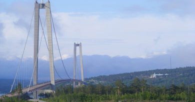 Höga Kusten Bridge