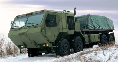 Heavy Expanded Mobility Tactical Truck (HEMTT)