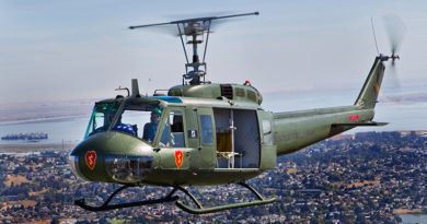 Huey Helicopter