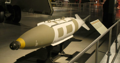 Joint Direct Attack Munition (JDAM)