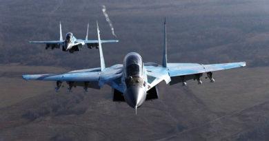 Mikoyan MiG-35 Fighter Jet