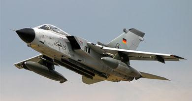 Panavia Tornado Aircraft