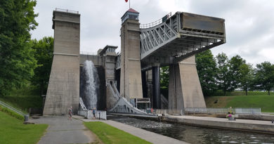 Peterborough Lift Lock