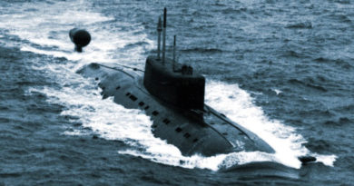 Russian Nuclear Submarines