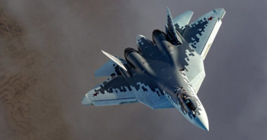 Sukhoi Su-57 Fighter Jet