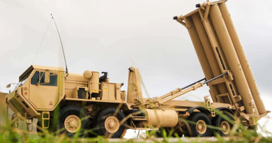 THAAD Defense System