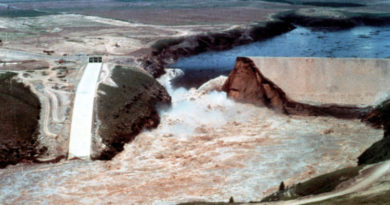 Teton Dam Disaster