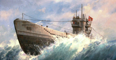 U-Boat-Type-VII