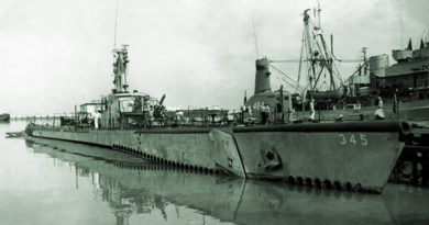 USS Cochino Submarine Disaster