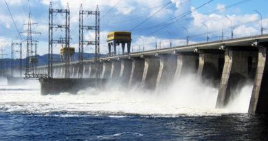 Zhiguli Dam