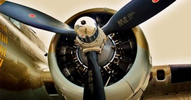 Aircraft Engines History
