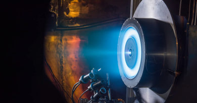 Ion Thruster Engine