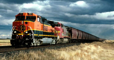 Locomotives History