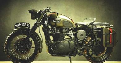 Motorbike History