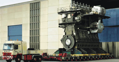 Ships Engines History