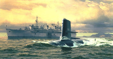 USS Scorpion Submarine Disaster