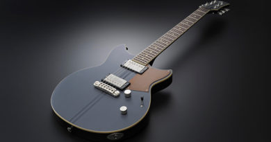 Electric Guitar History
