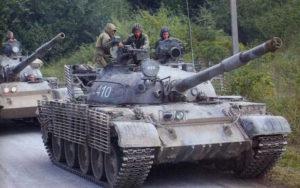 T-62 Tank