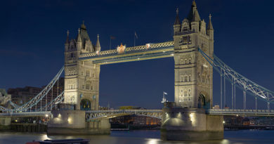 London Bridges History